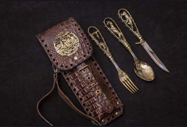 Набор Турист с 3-мя предметами (серия Охотничьи трофеи)